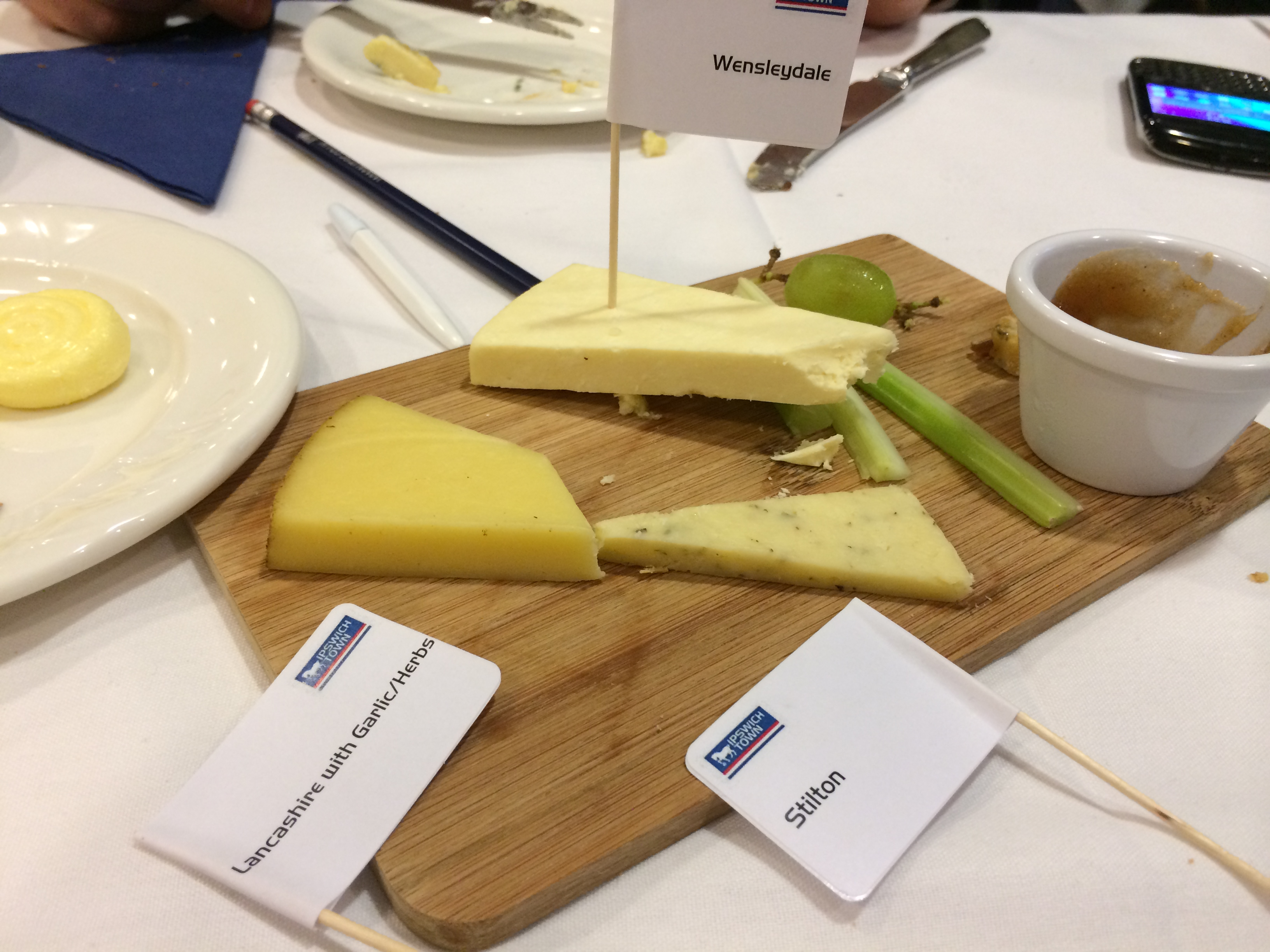 Ipswich Town FC Review Sport Hospitality Ticket
