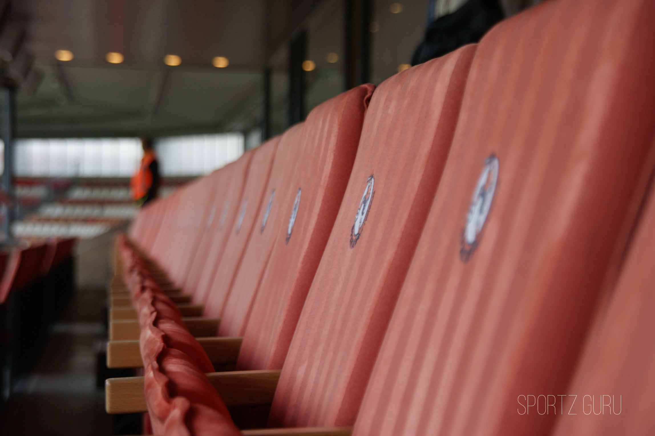Sparta Review Sport Hospitality Ticket