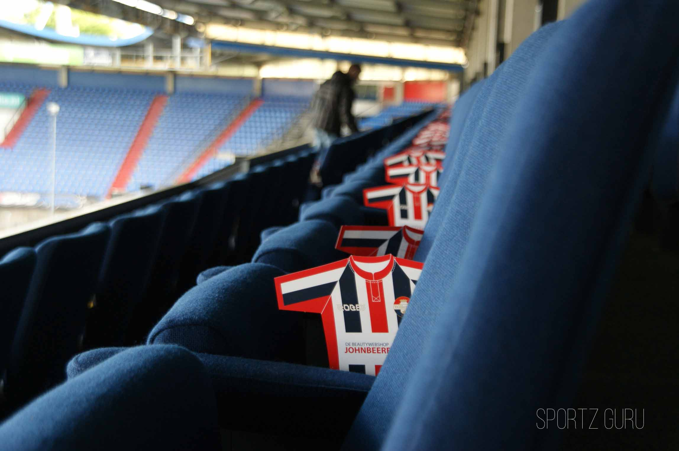 Willem II Review Sport Hospitality Ticket