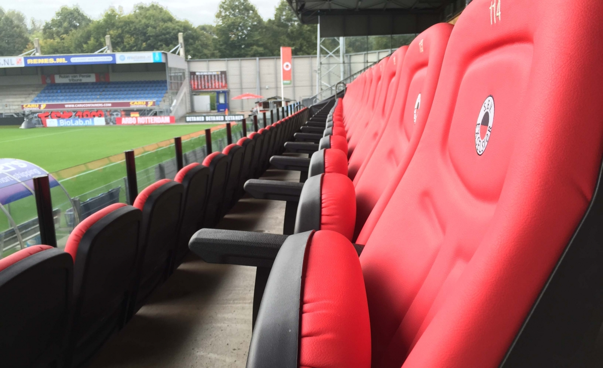 Excelsior Review Sport Hospitality Ticket