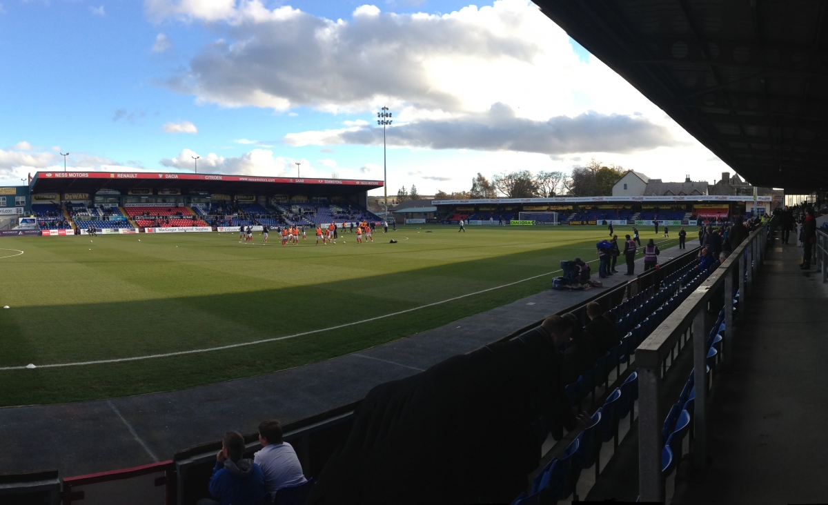Ross County Review Sport Hospitality Ticket