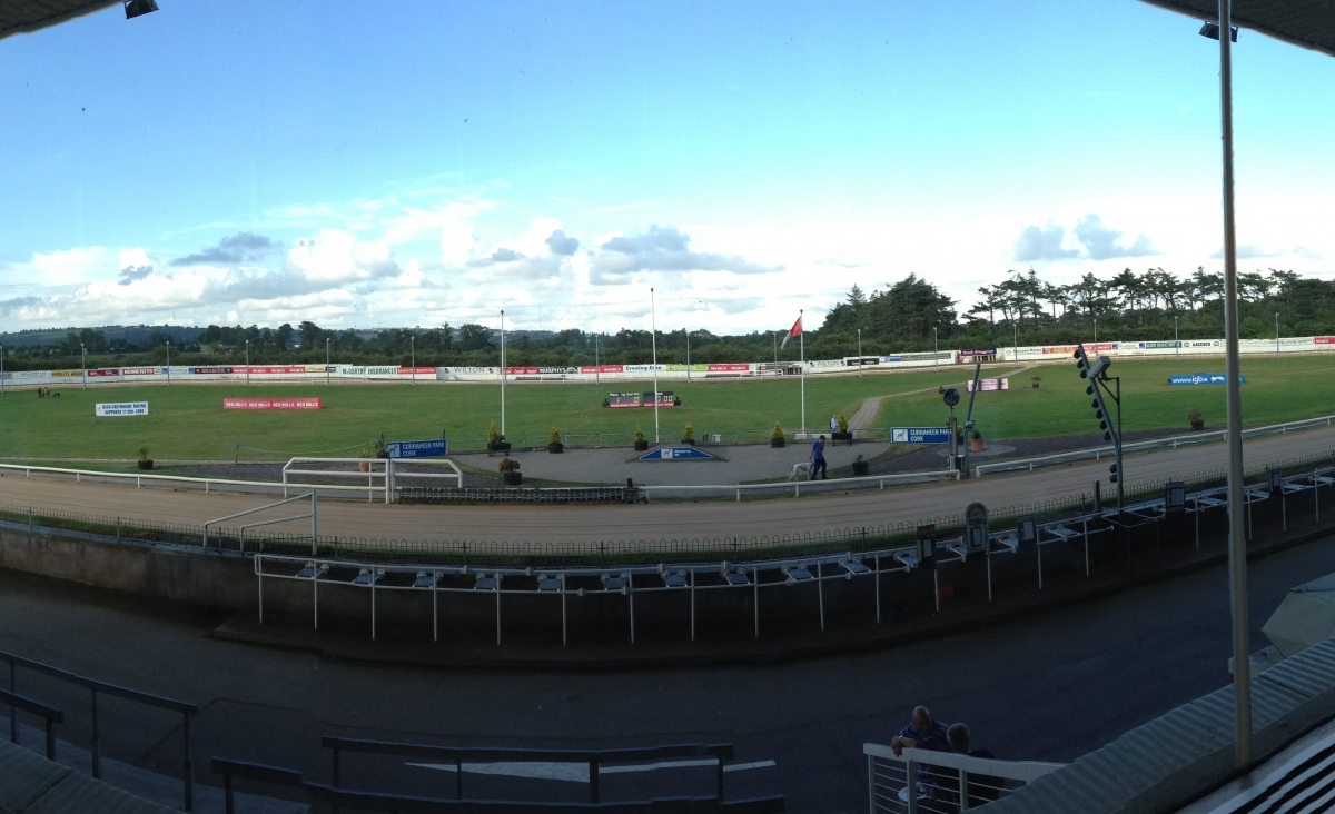 Curraheen Park Greyhound Stadium Review Sport Hospitality Ticket