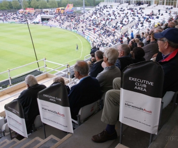 Hampshire Cricket Review Sport Hospitality Ticket