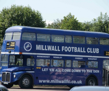 Millwall FC Review Sport Hospitality Ticket