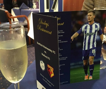 Sheffield Wednesday Review Sport Hospitality Ticket