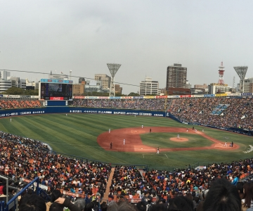 Yokohama BayStars Review Sport Hospitality Ticket